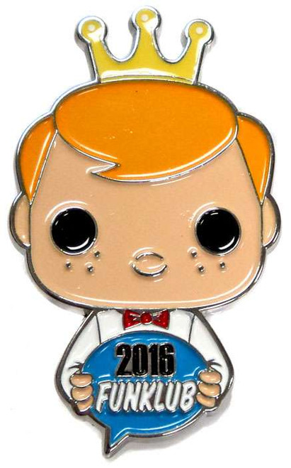 Funko Freddy Funklub 2016 Exclusive Pin