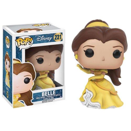 Funko Princess POP! Disney Belle Vinyl Figure #221