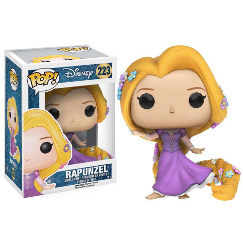 Funko Princess POP! Disney Rapunzel Vinyl Figure #223