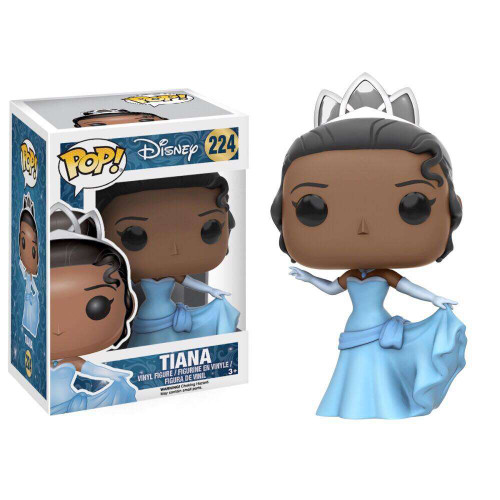Funko Princess POP! Disney Tiana Vinyl Figure #224