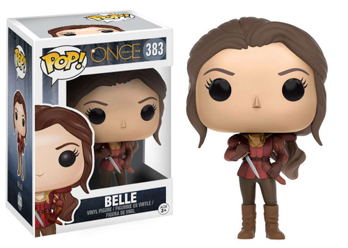 Funko Once Upon a Time POP! TV Belle Vinyl Figure #383