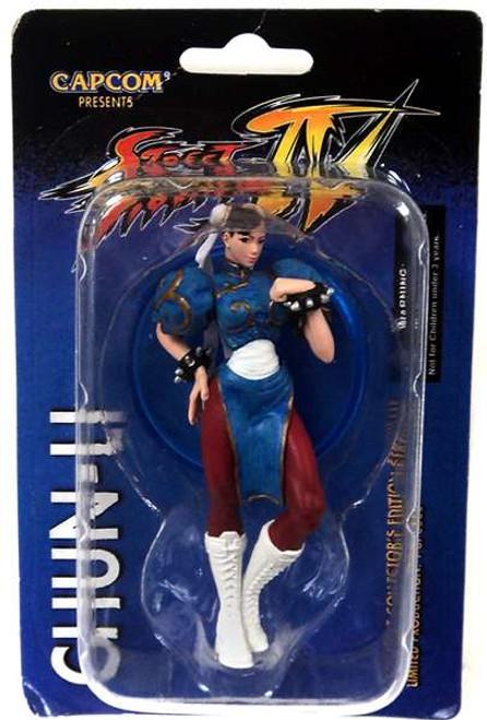 Capcom Street Fighter IV Chun-Li Statuette [Collector's Limited Edition]