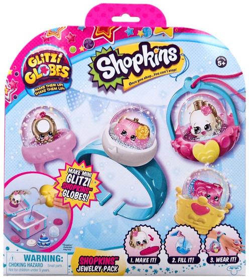 Shopkins Glitzi Globes Jewelry Playset
