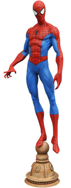 Marvel Gallery Spider-Man 9-Inch PVC Figure Statue [Version 1]