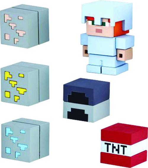 Minecraft Mine-Keshi Cave Adventure with Alex Starter Set