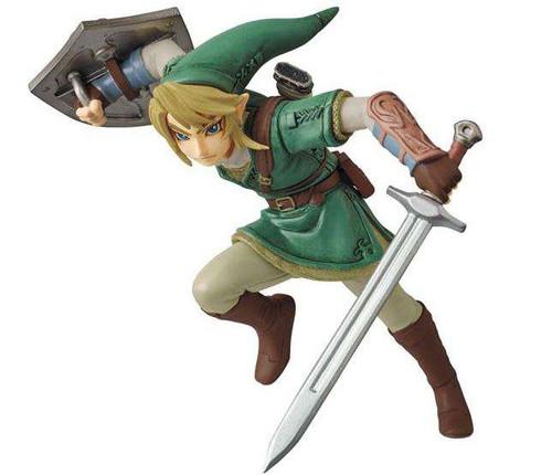 The Legend of Zelda Twilight Princess UDF Link Figure [Twilight Princess]