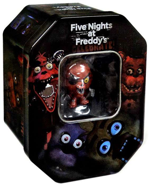 Five Nights at Freddy's Foxy Collector Tin Set