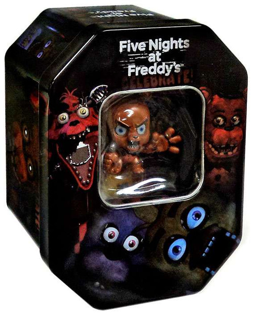 Five Nights at Freddy's Freddy Collector Tin Set