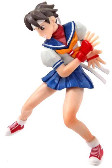 Capcom Figure Collection Fighting Jam Sakura PVC Figure