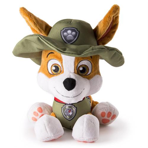 Paw Patrol Jungle Rescue Tracker 8-Inch Plush