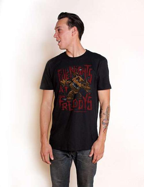 Funko Five Nights at Freddy's Freddy Fazbear T-Shirt [Youth Medium]