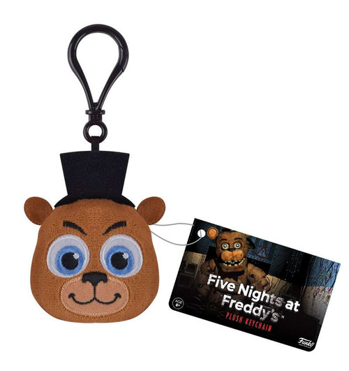 Funko Five Nights at Freddy's Freddy Plush Keychain