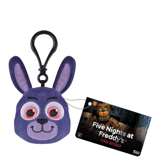 Funko Five Nights at Freddy's Bonnie Plush Keychain