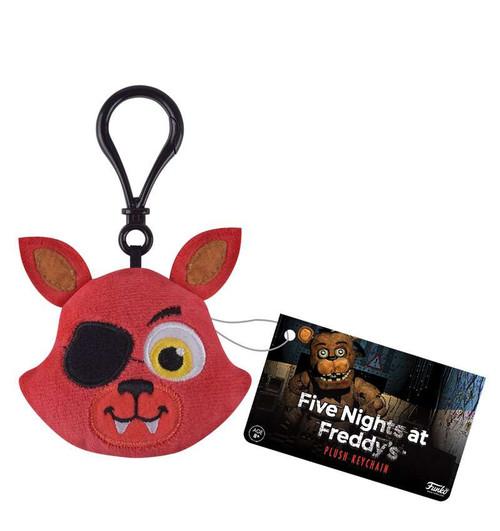 Funko Five Nights at Freddy's Foxy Plush Keychain