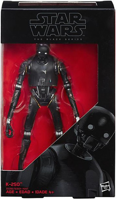 Star Wars Rogue One Black Series K-2SO Action Figure