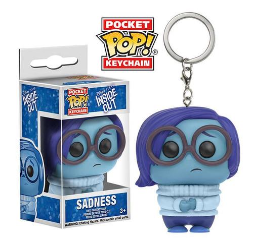 Funko Disney Inside Out Pocket POP! Sadness Keychain