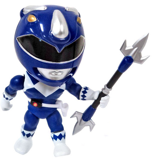 Power Rangers Mighty Morphin Series 1 Blue Ranger 3.4-Inch Mini Figure [Loose]