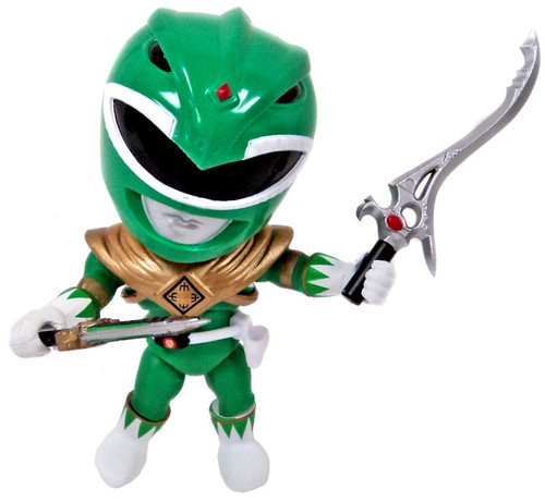 Power Rangers Mighty Morphin Series 1 Green Ranger 3.4-Inch Mini Figure [Loose]