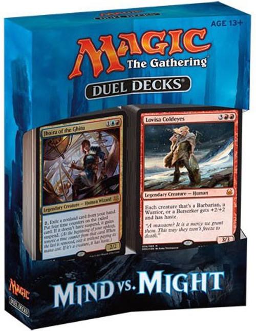 MtG Trading Card Game Mind vs. Might Duel Decks
