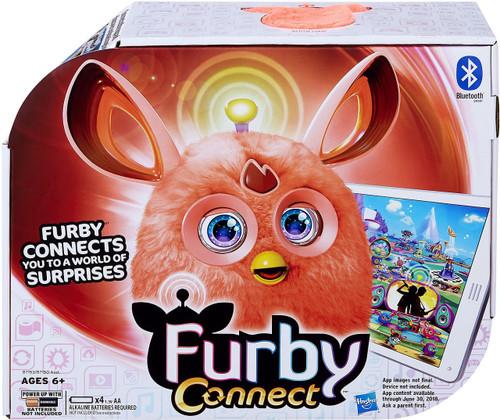 Furby Connect Orange Figure