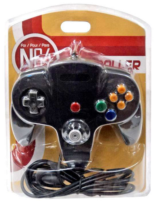 Nintendo N64 Video Game Controller [Black]