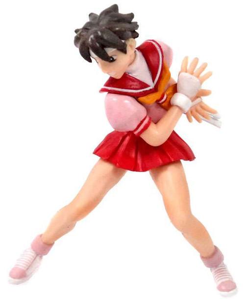 Capcom Figure Collection Fighting Jam Sakura PVC Figure [Variant]