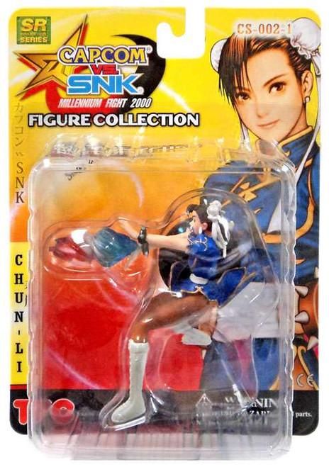 Capcom vs. SNK Series 2 Chun Li Action Figures