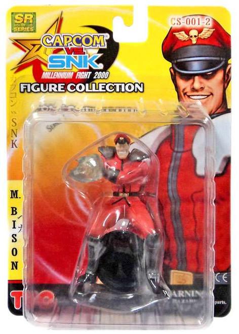Capcom vs. SNK Series 1 M. Bison Action Figures