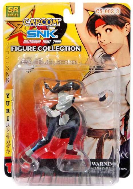 Capcom vs. SNK Series 2 Yuri Sakazaki Action Figures