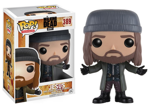 Funko The Walking Dead POP! TV Jesus Vinyl Figure #389
