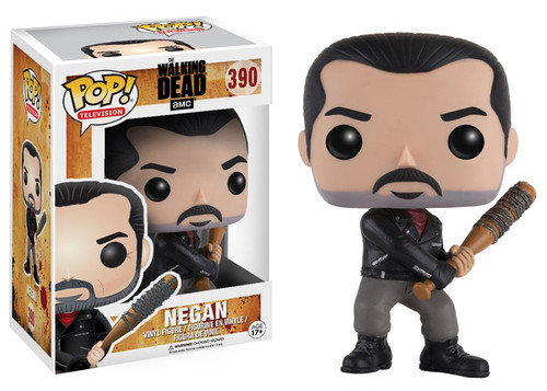Funko The Walking Dead POP! TV Negan Vinyl Figure #390