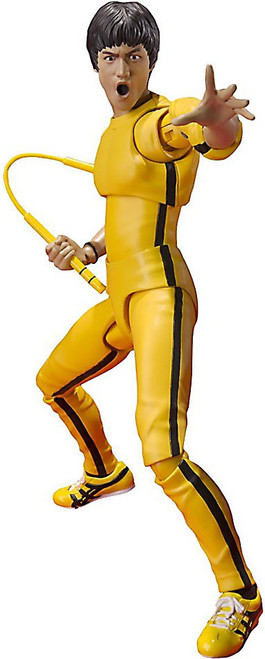 S.H. Figuarts Bruce Lee Action Figure [Yellow Track Suit]