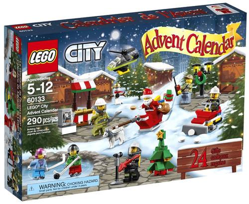 LEGO City 2016 Advent Calendar Set #60133