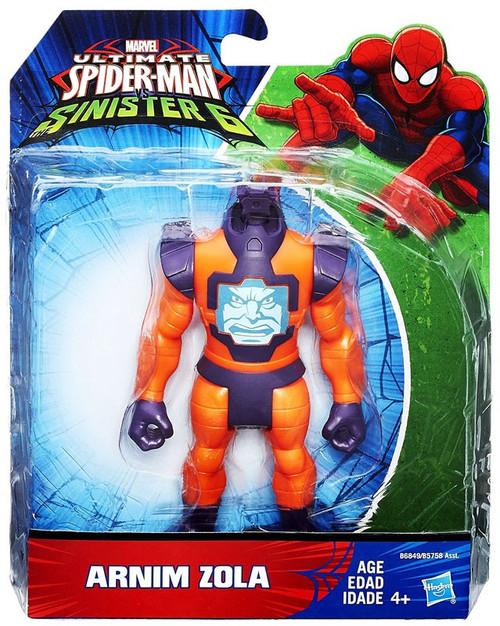 Ultimate Spider-Man vs Sinister 6 Arnim Zola Action Figure