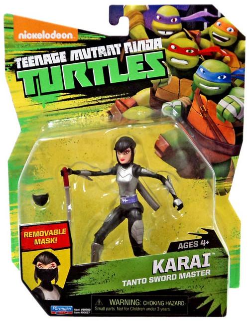 Teenage Mutant Ninja Turtles Nickelodeon Karai Action Figure
