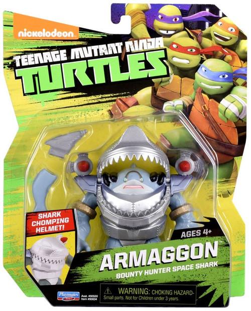 Teenage Mutant Ninja Turtles Nickelodeon Armaggon Action Figure
