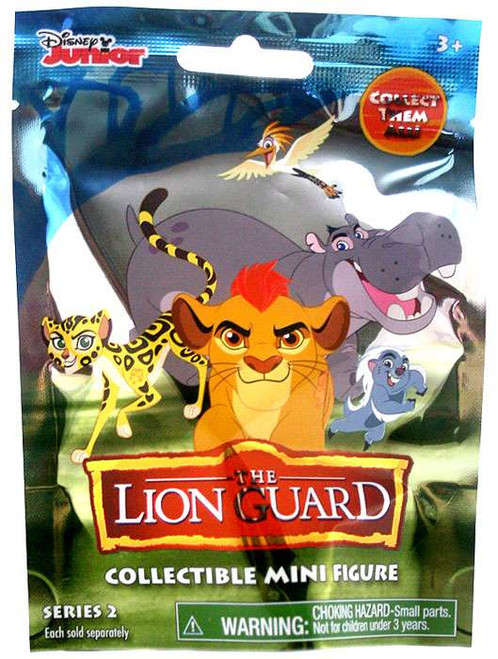 Disney Series 2 The Lion Guard Mystery Pack