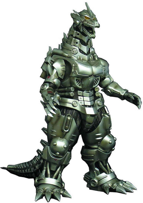 Godzilla Kaiju Mechagodzilla Vinyl Figure [2003 Version]