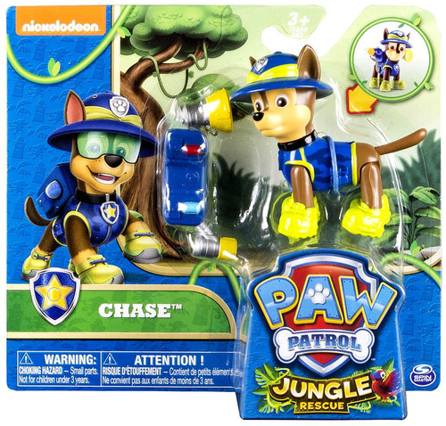 Paw Patrol Jungle Rescue Chase