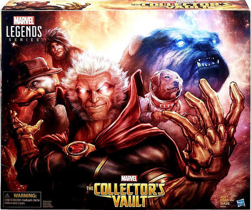 Marvel Legends The Collector's Vault Exclusive Action Figure 5-Pack