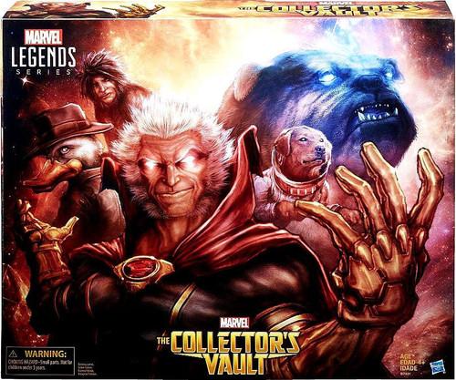 Marvel Legends The Collector's Vault Exclusive Action Figure 5-Pack
