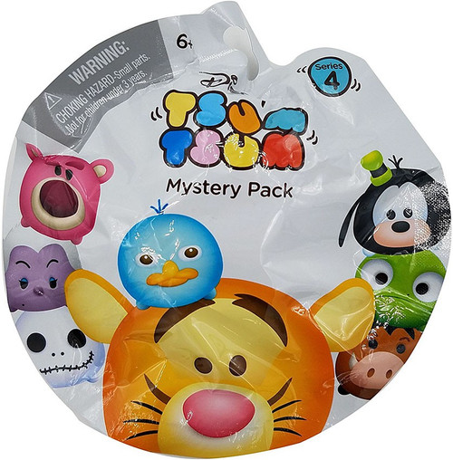 Disney Tsum Tsum Series 4 Mystery Stack Pack