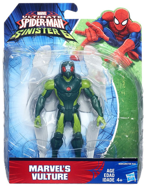 Ultimate Spider-Man vs Sinister 6 Vulture Action Figure