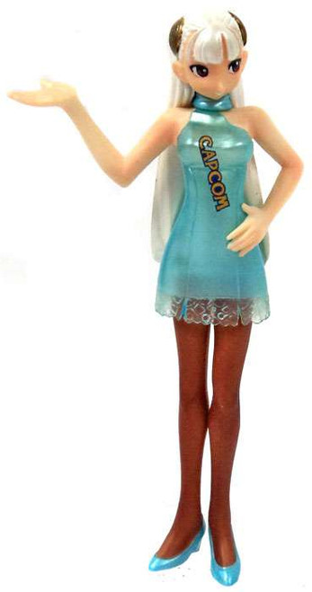 Capcom Companion Characters Ingrid PVC Figure [Blue]