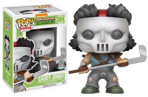 Funko Teenage Mutant Ninja Turtles POP! TV Casey Jones Exclusive Vinyl Figure #394 [Specialty Series]