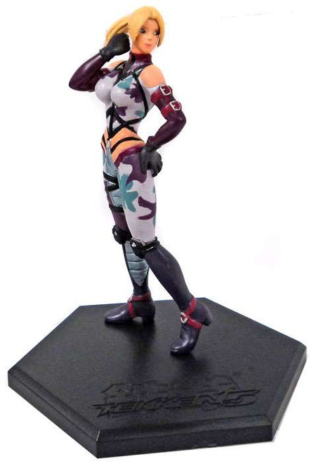 Tekken 5 Nina Williams PVC Figure