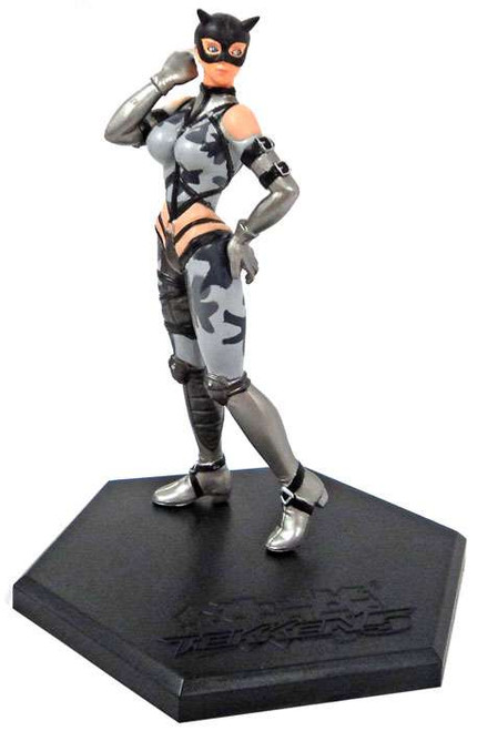 Tekken 5 Nina Williams PVC Figure [Variant]