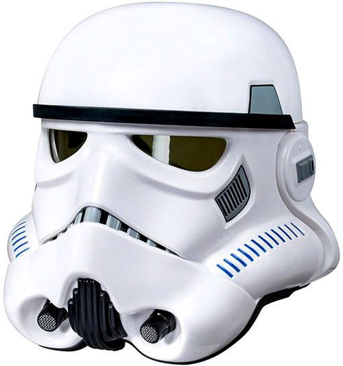 Star Wars Rogue One Black Series Imperial Stormtrooper Exclusive Electronic Voice Changer Helmet