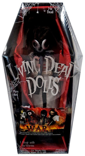 Living Dead Dolls The Four Horsemen War Doll