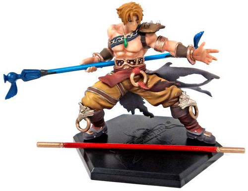 Soul Calibur III Game Character Collection Series 1 Kilik PVC Figure [2nd Colors]